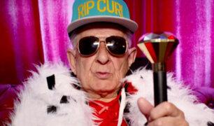Daddy Melquíades: el reguetonero de 92 años que rompe las redes sociales