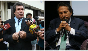 Alejandro Toledo presenta recurso al TC para anular prisión preventiva