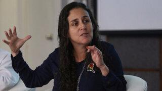 """Alcorta: """"Después de Basombrío, la próxima interpelación es a Patricia García"""""""