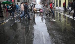 Senamhi: prevén llovizna y neblina en Lima durante el fin de semana