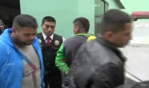 Carabayllo: hallan municiones y armas a traficantes de terrenos
