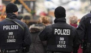 Alemania: detienen joven de 17 años que estaba preparando atentado en Berlín