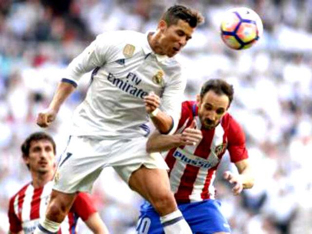 Real Madrid vs. Atlético de Madrid: por semifinales de Champions League