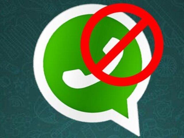 WhatsApp sufrió caída a nivel internacional ¿cuál es el problema?
