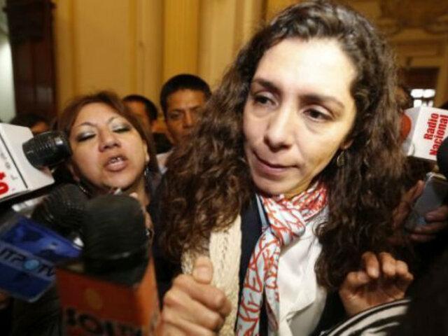 Caso Nadine Heredia: dictan impedimento de salida para su amiga Rocío Calderón