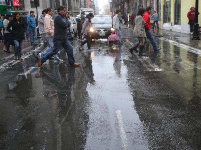 Senamhi: temperatura mínima en Lima sería de 12°C