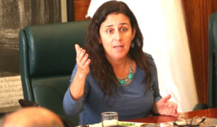 Fuerza Popular pedirá interpelar a ministra Patricia García