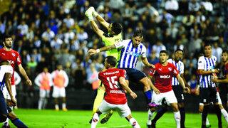 Alianza Lima cayó 1-0 ante Independiente y le dijo adiós a la Copa Sudamericana