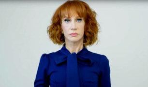 CNN despide a comediante por mostrar cabeza ensangrentada de Trump