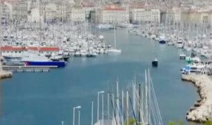 Marsella sería una de las sedes de las Olimpiadas del 2024