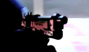 VMT: sicarios matan a pasajera de combi y dejan herido a otro