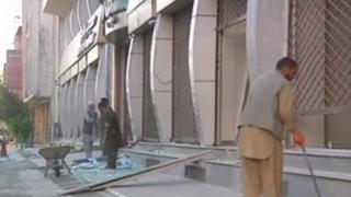 Afganistán: difunden nuevas imágenes de terrible atentado en Kabul