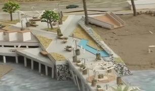 """Construirán muelle turístico en playa """"Los Yuyos"""" de Barranco"""