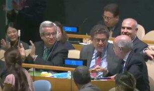 Perú es elegido como miembro del Consejo de Seguridad de la ONU
