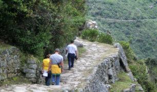 Machu Picchu: fue rehabilitada la ruta de la Red de Caminos Inca del Santuario Histórico