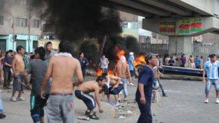 La Parada: dictan sentencias entre 8 y 19 años de prisión contra responsables de distrubios