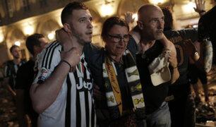 Champions League: falsa alarma de bomba desata estampida humana