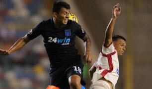 Alianza Lima venció 2-1 a Universitario en el Estadio Monumental