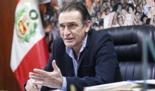 Comisión de Fiscalización suspende citación a ministro Alfredo Thorne