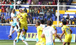 Comerciantes Unidos venció 4-2 a Sporting Cristal por Torneo Apertura