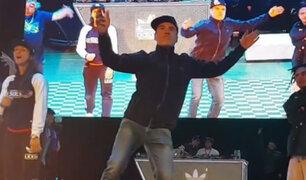 Ministro de Cultura Salvador Del Solar sorprendió a todos bailando Hip Hop