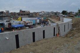 Perú solicita a Ecuador paralizar construcción de muro en frontera