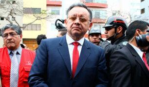 Edgar Alarcón niega haber grabado conversación con ministro Alfredo Thorne