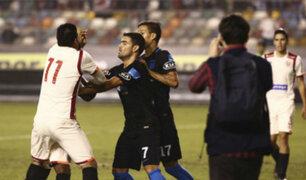 ¿Qué jugadores serán sancionados tras el clásico entre Universitario y Alianza Lima?