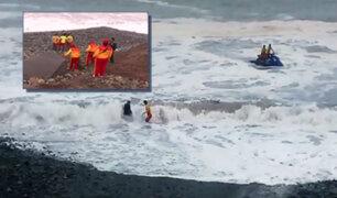 Magdalena: reconstrucción de tragedia donde murieron ahogados cuatro militares