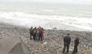 Magdalena: realizaron reconstrucción de tragedia en playa Marbella