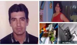 Tarapoto: falleció sujeto que quemó a su expareja dentro de una peluquería