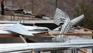 Senamhi advierte incremento de vientos desde Tacna hasta Piura