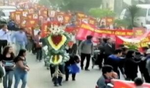 "Pedro Huaranga: ""Sendero continúa. Modavef se ha ramificado"""