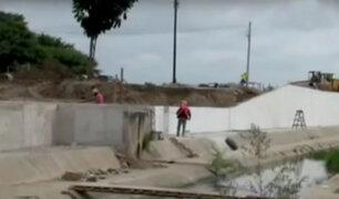 Rafael Correa defiende construcción de muro en frontera con Perú