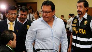 Revocan prisión preventiva contra Félix Moreno