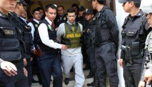 Caso Wilbur Castillo: implicado en 6 crímenes deja prisión por arresto domiciliario