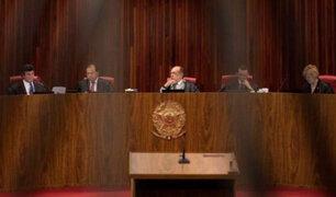 Brasil: se inicia juicio contra presidente Michel Temer