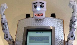 ¿Revolución en la Iglesia? Conoce al robot creado para dar bendiciones