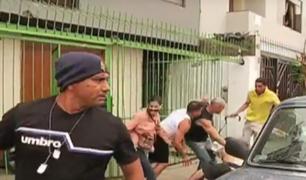 Pueblo Libre: familias continúan en enfrentamientos por litigio de vivienda