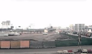 Construcción de Nueva Autopista Central está paralizada desde hace meses