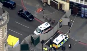 Inglaterra: asciende a 8 el número de muertos por ataque terrorista en Londres