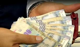 Según BCR, impacto de la crisis política en la economía será temporal