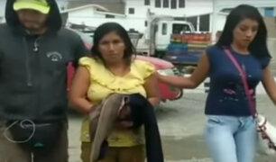 Piura: detienen a mujer que asesinó a golpes a su menor hija