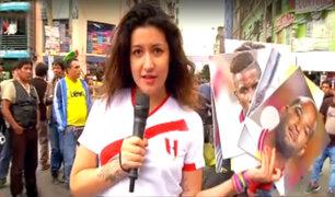 Esto hicieron los peruanos por amor a la selección