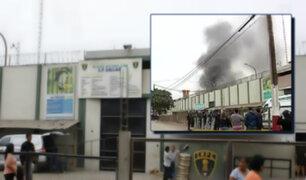 Sarita Colonia: internos se rehúsan a ser trasladados a penal Challapalca
