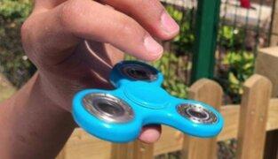 Fidget spinner: este es el nuevo juego de moda