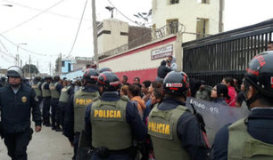 Callao: motín en penal Sarita Colonia deja un fallecido y 20 heridos