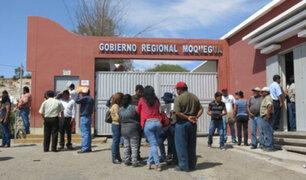 Ministerio Público interviene oficias del Gobierno Regional de Moquegua