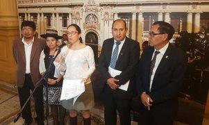 Marisa Glave asegura que expulsión de Richard Arce de Frente Amplio es ilegal