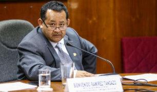 Revelan nuevo video de parlamentario Bienvenido Ramírez